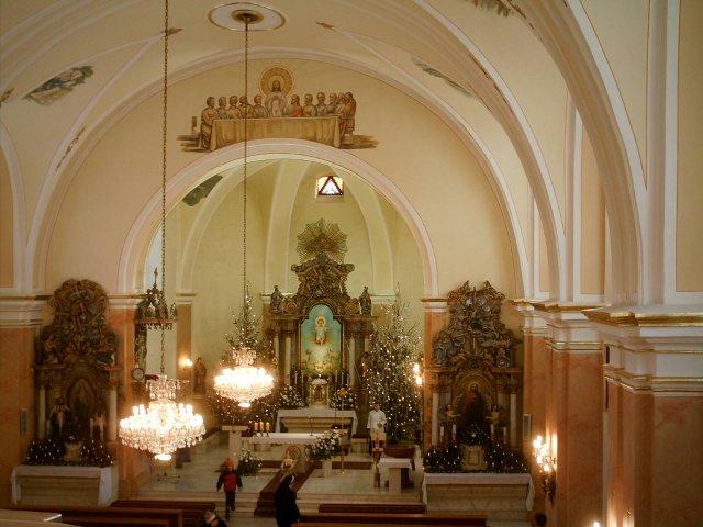 Realizovanie nasich snov :) - zosobaseni budeme v kostole Nanebovzatia Panny Márie v Turzovke
