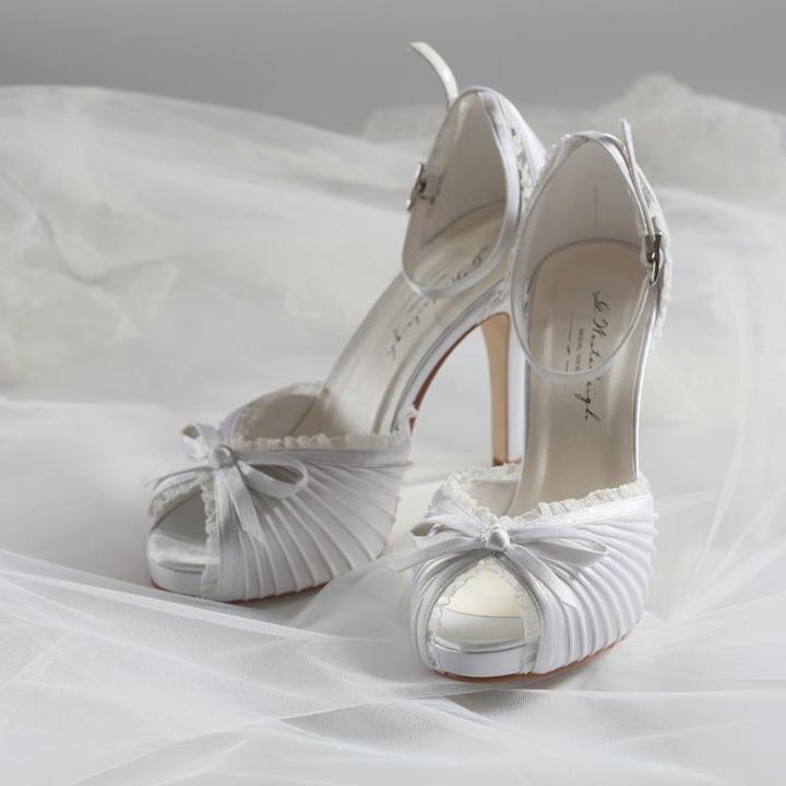 Najžiadanejšie svadobné topánočky z kolekcie 2013 - Obrázok č. 8