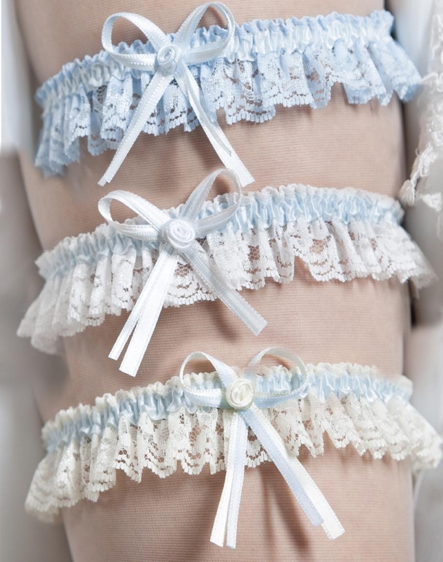 To najkrajšie, čo skrýva nevesta - svadobné podväzky - Obrázok č. 3