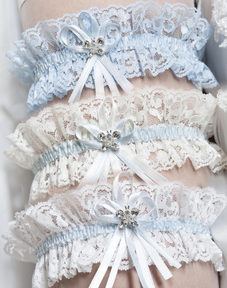To najkrajšie, čo skrýva nevesta - svadobné podväzky - Obrázok č. 4