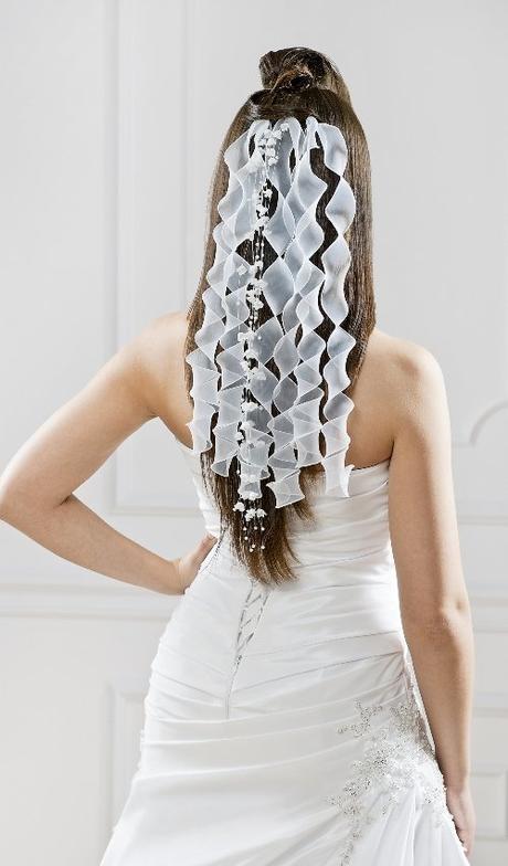 Svadobná ozdoba do vlasov - Obrázok č. 1