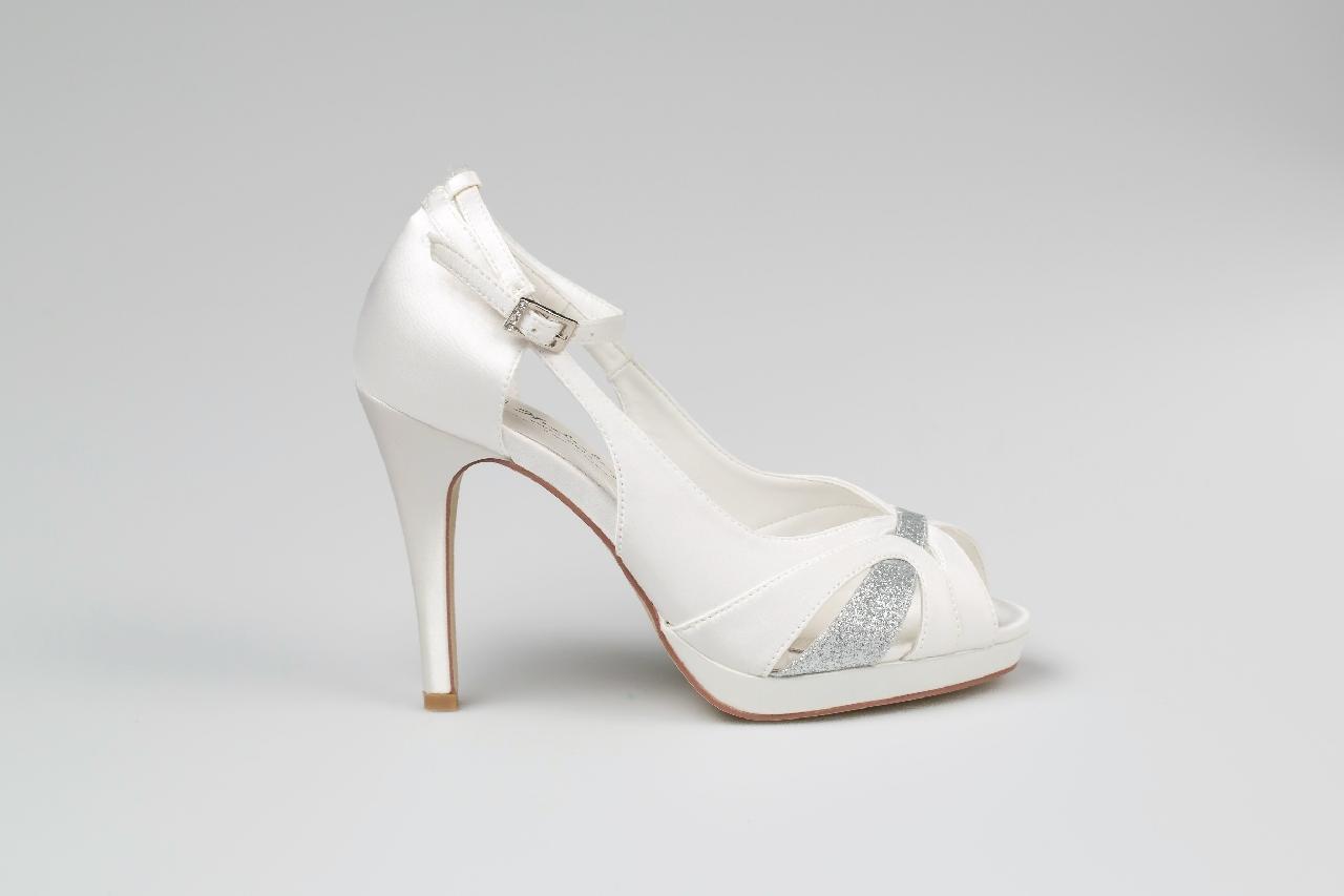 Svadobné topánky Norah - Obrázok č. 3