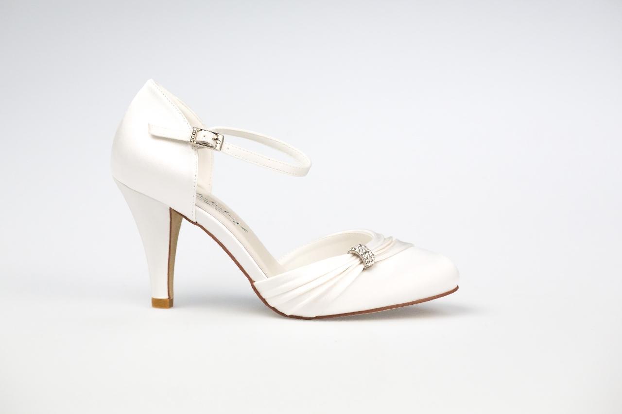 Svadobné topánky Sophie - Obrázok č. 3