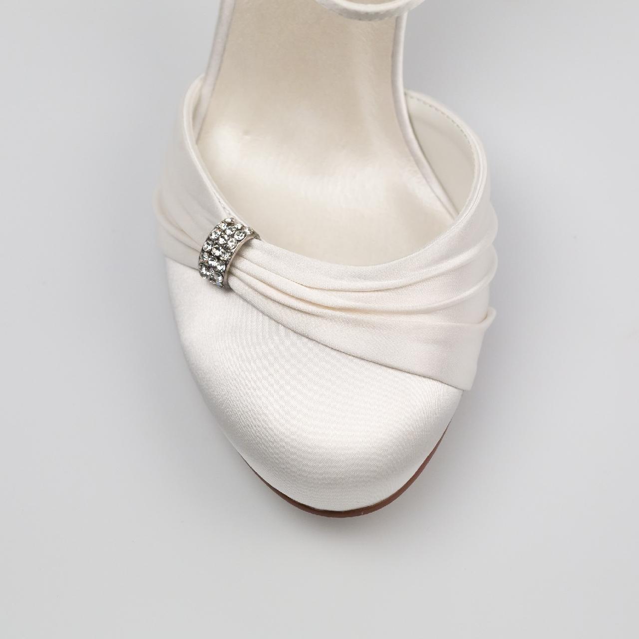 Svadobné topánky Sophie - Obrázok č. 2
