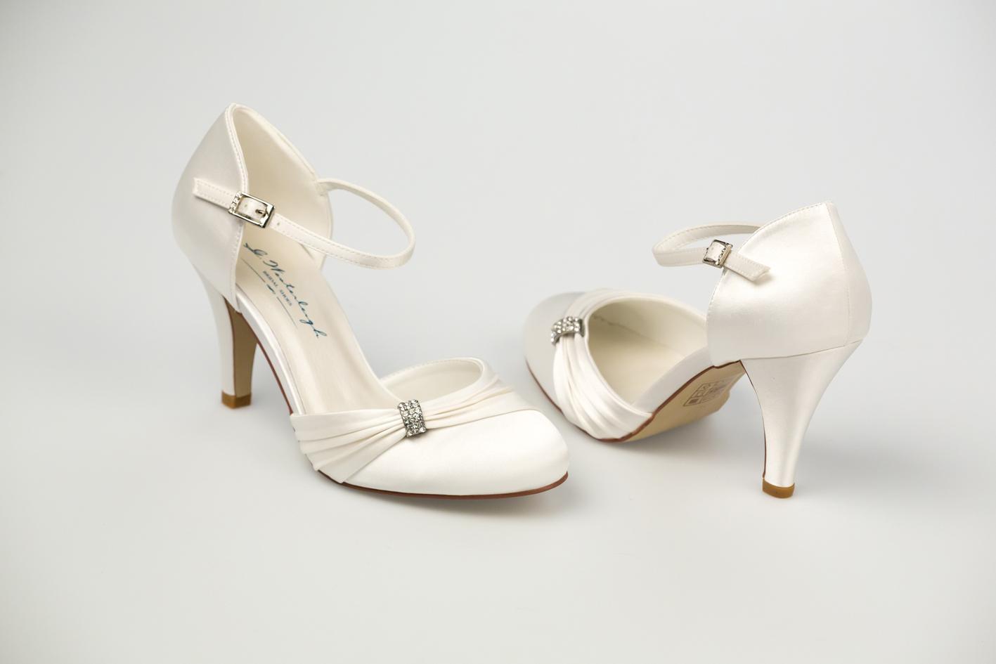 Svadobné topánky Sophie - Obrázok č. 4