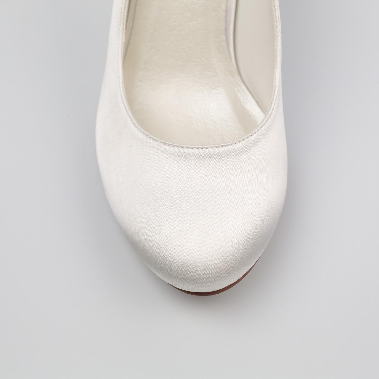 Svadobné topánky Diana - Obrázok č. 3