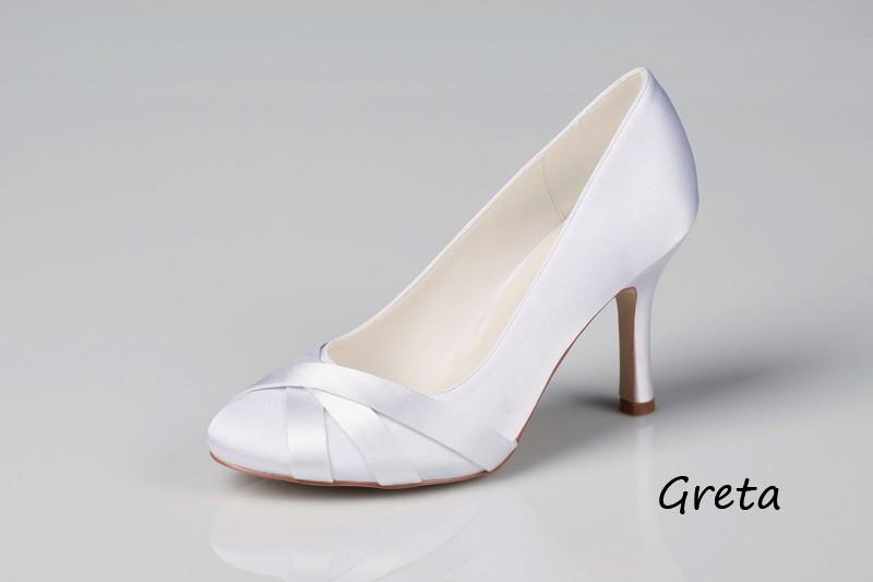 Svadobné topánky Greta - Obrázok č. 1