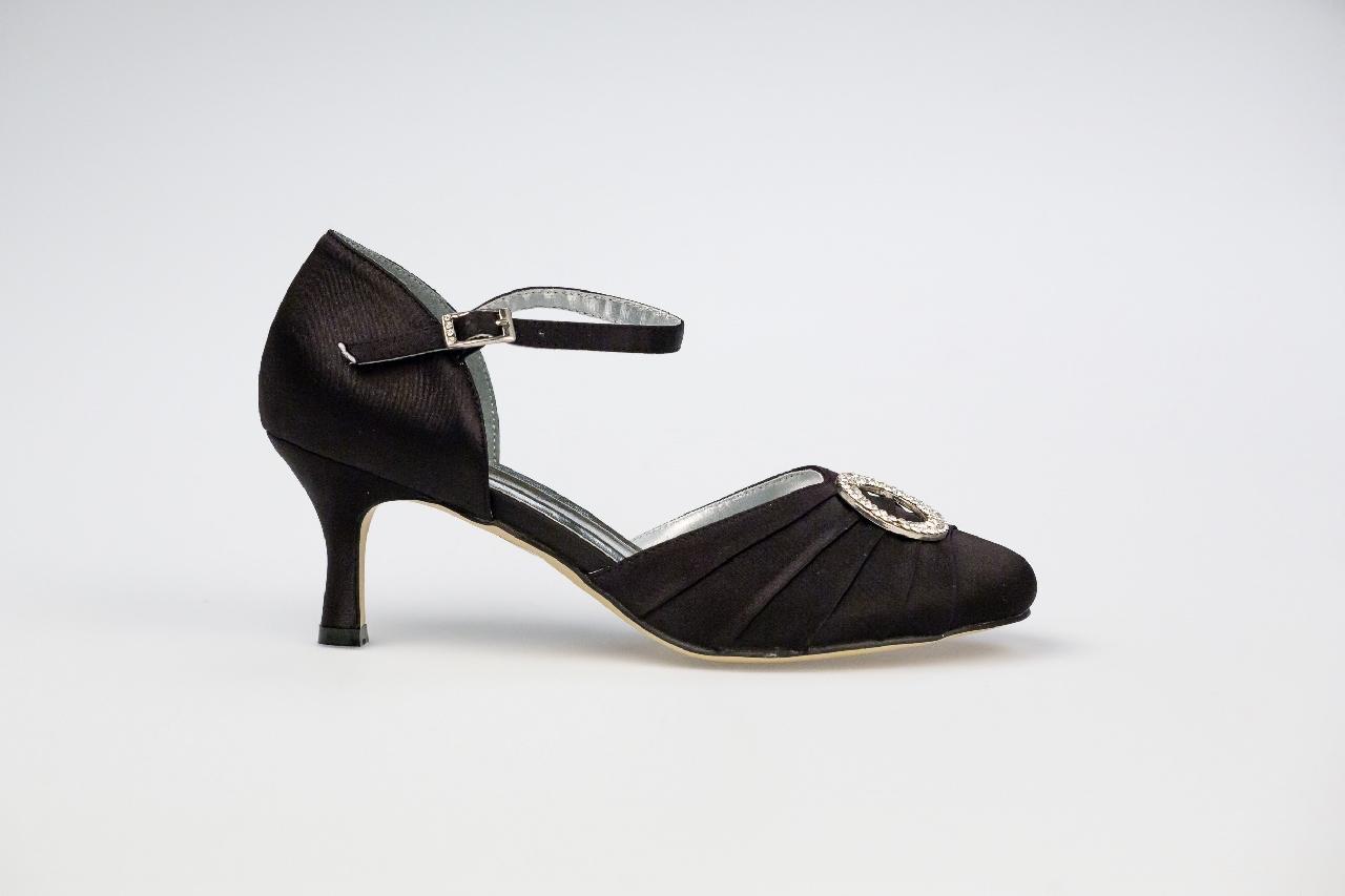 Spoločenské topánky Linda - Obrázok č. 3