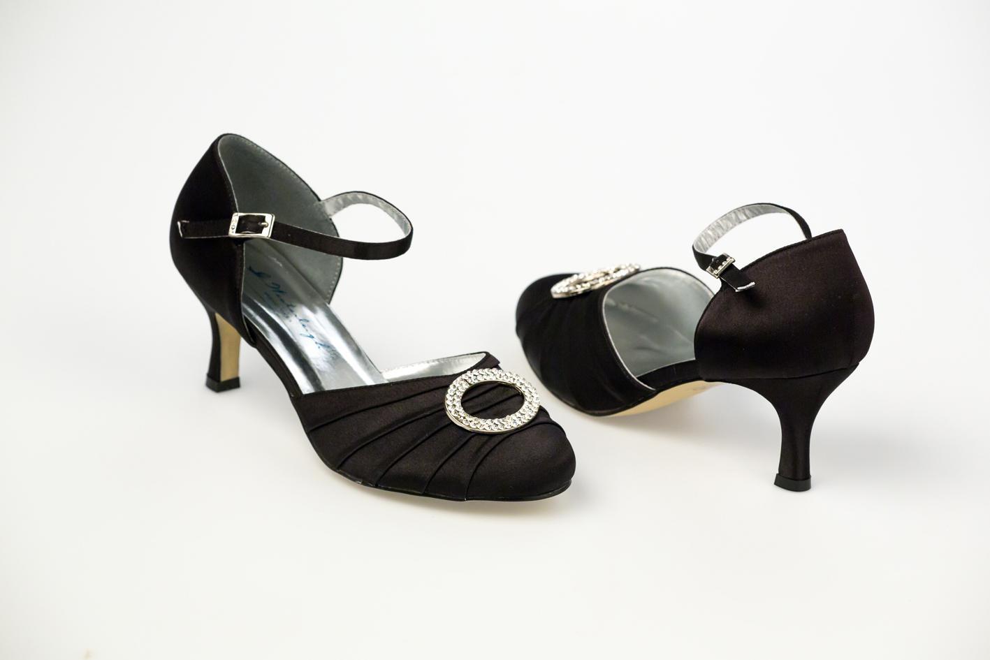 Spoločenské topánky Linda - Obrázok č. 4