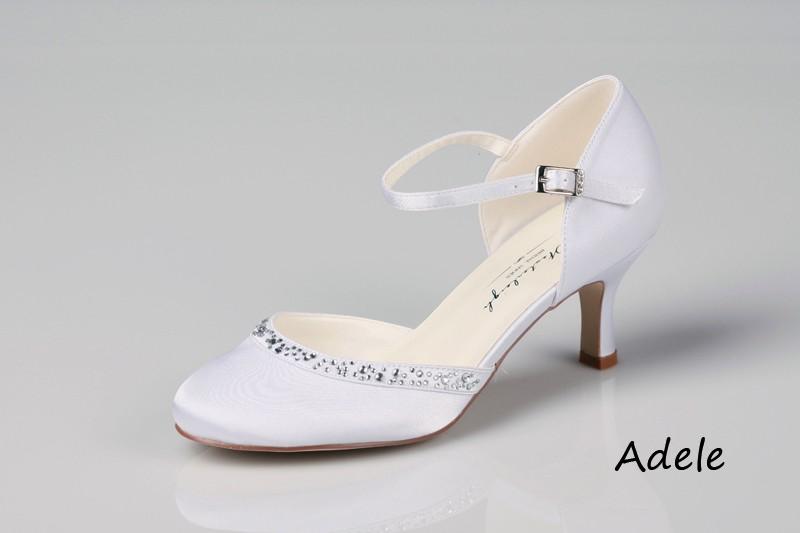 Svadobné topánky Adele - Obrázok č. 1