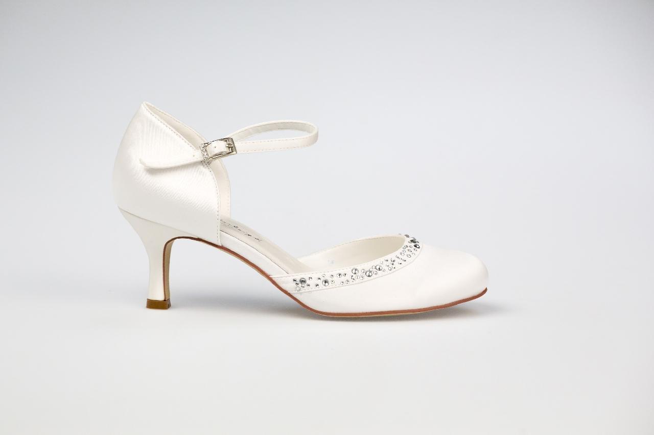 Svadobné topánky Adele - Obrázok č. 4
