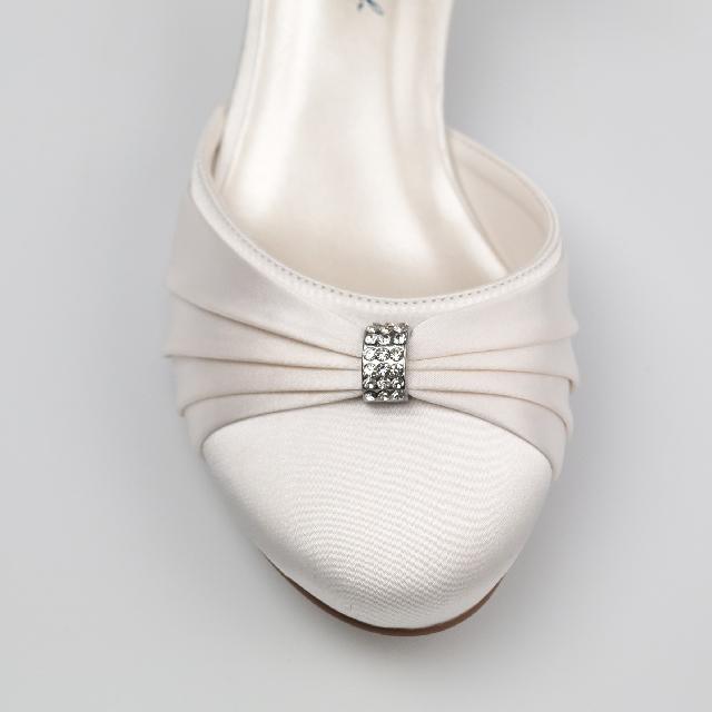 Svadobné topánky Heidi - Obrázok č. 3