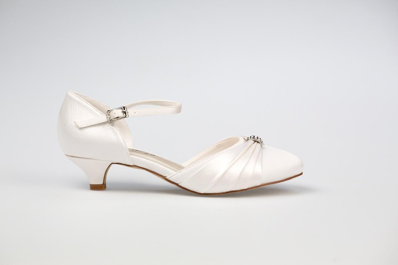 Svadobné topánky Heidi - Obrázok č. 4