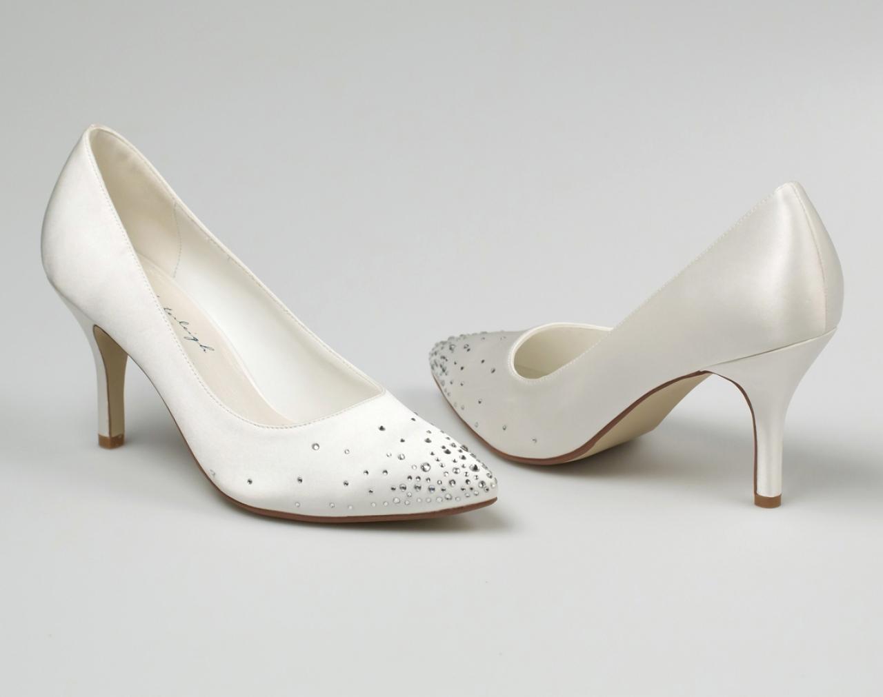 Svadobné topánky Gemma - Obrázok č. 1