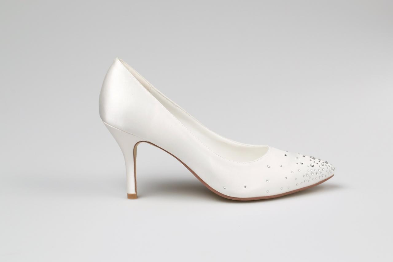 Svadobné topánky Gemma - Obrázok č. 2