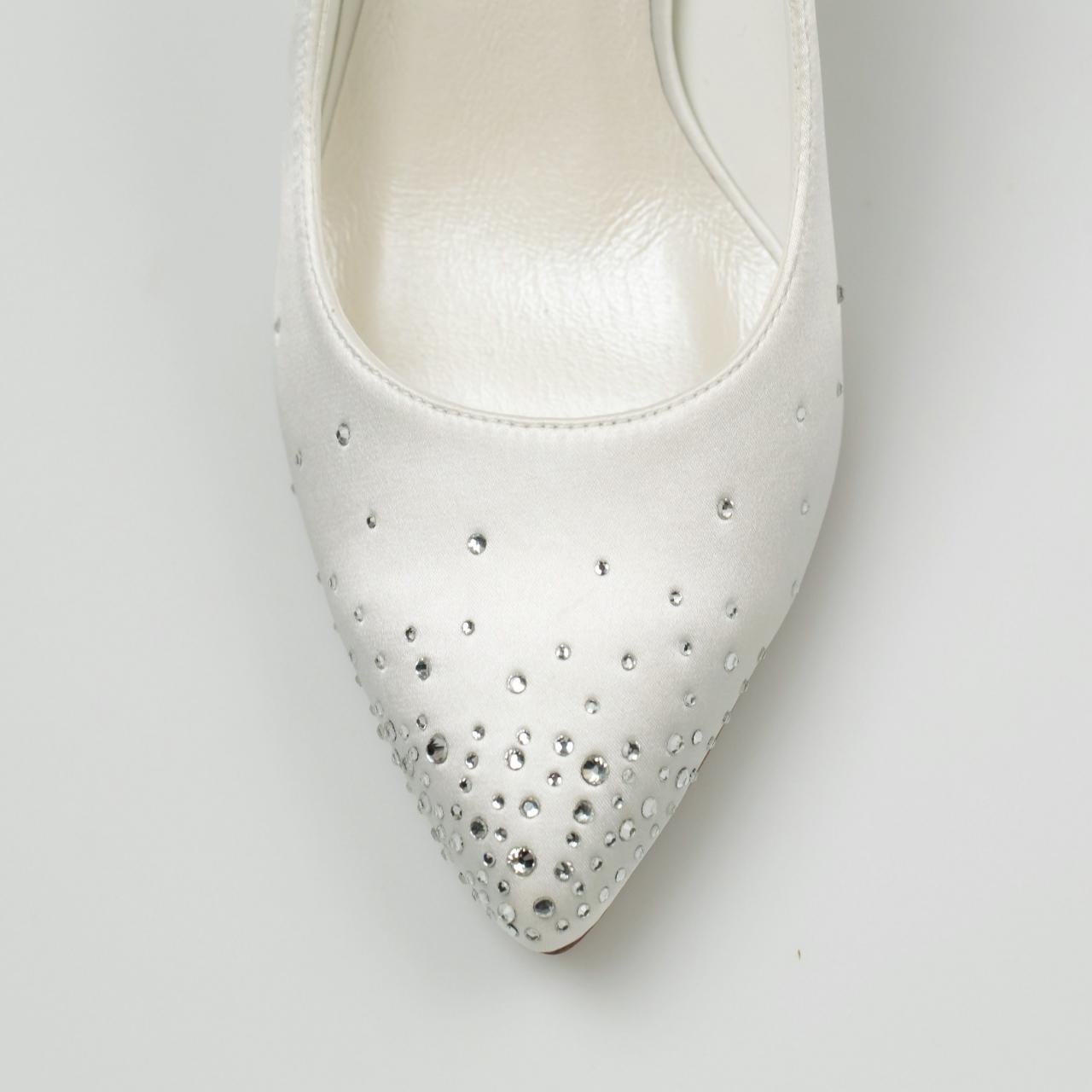 Svadobné topánky Gemma - Obrázok č. 3