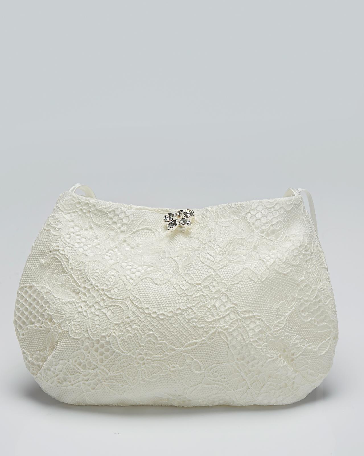 Ivory svadobná kabelka - Obrázok č. 1