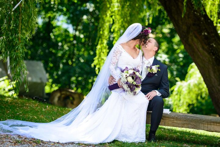 Swarovski svadobný závoj 3m - Obrázok č. 3