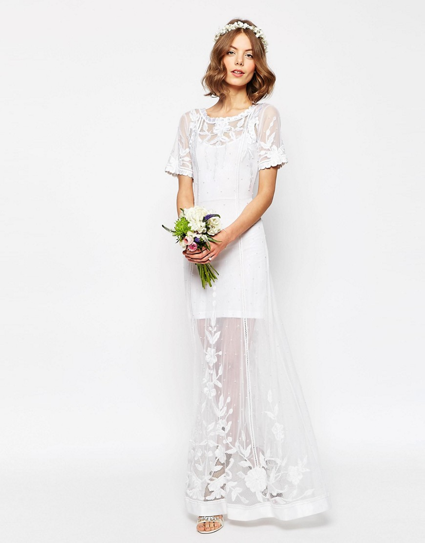 Vintage svadobné šaty - Obrázok č. 1