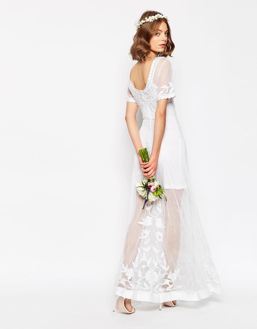 Vintage svadobné šaty - Obrázok č. 2