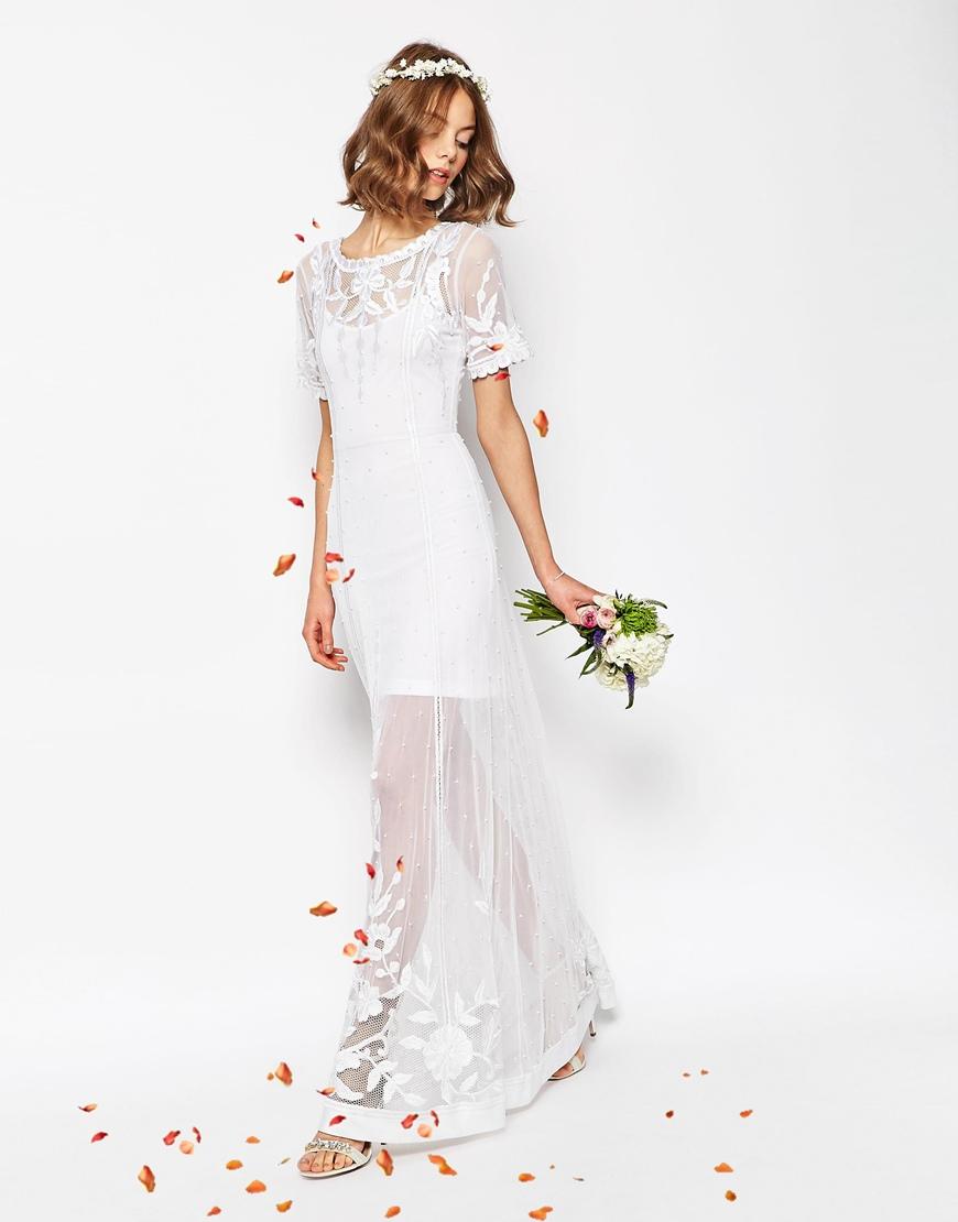Vintage svadobné šaty - Obrázok č. 4