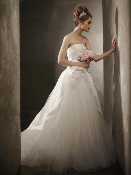 Svadobné šaty Vera Wang - výpredaj - Obrázok č. 1