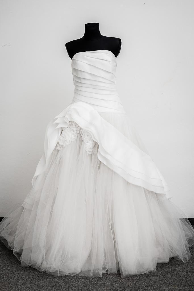 Svadobné šaty Vera Wang - výpredaj - Obrázok č. 3
