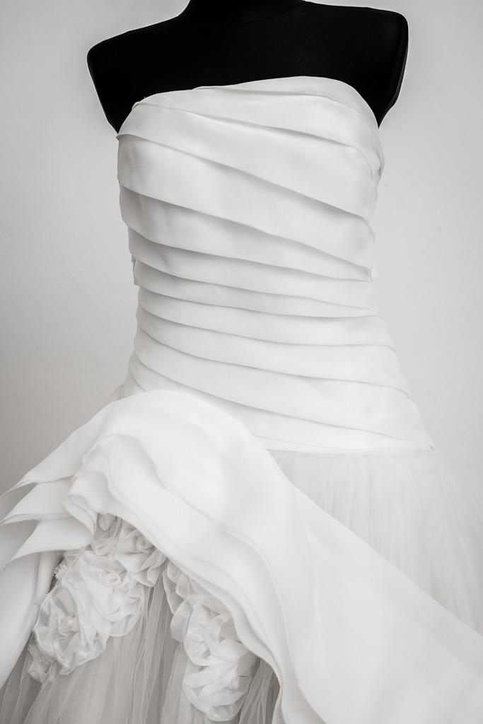 Svadobné šaty Vera Wang - výpredaj - Obrázok č. 4