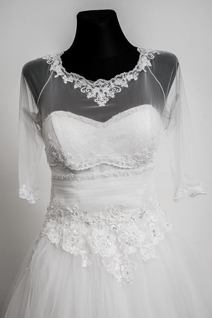 Svadobné šaty - výpredaj - Obrázok č. 2
