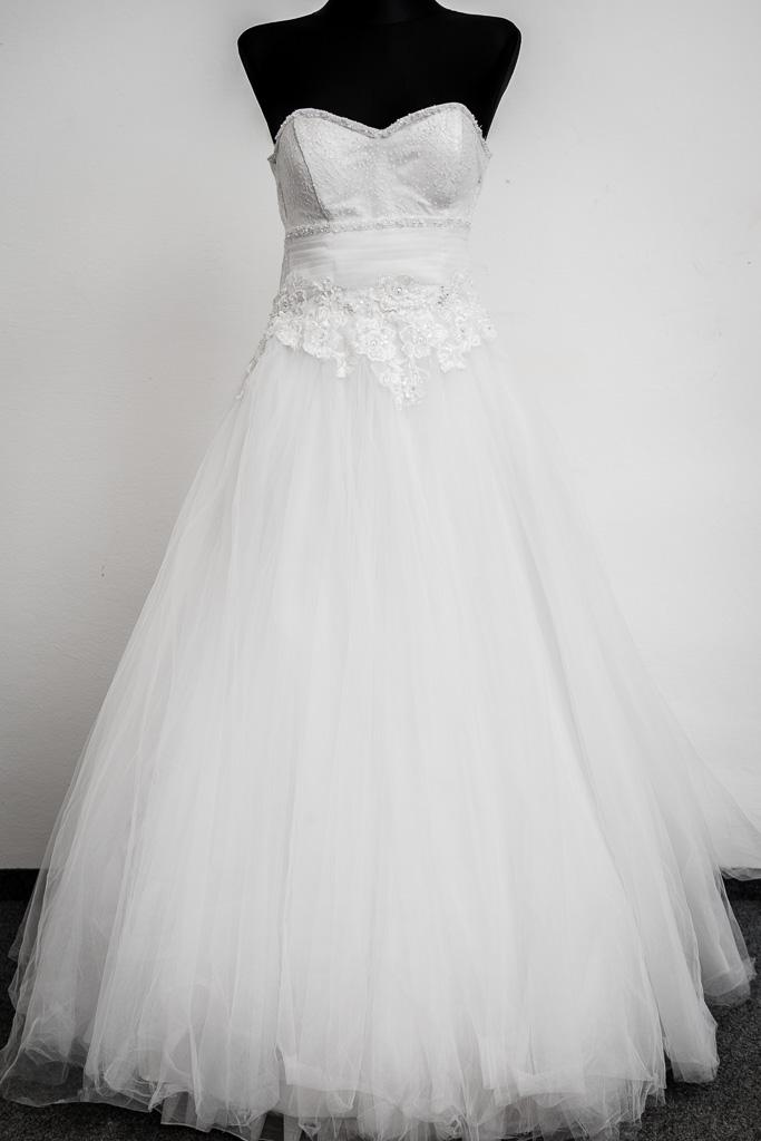 Svadobné šaty - výpredaj - Obrázok č. 3