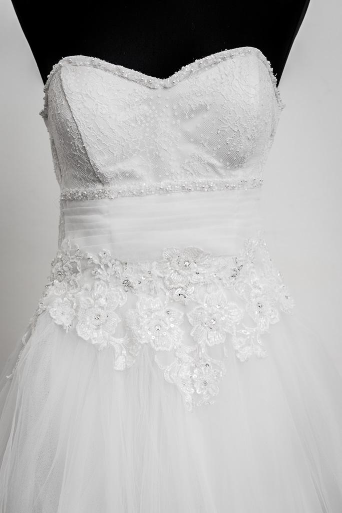 Svadobné šaty - výpredaj - Obrázok č. 4