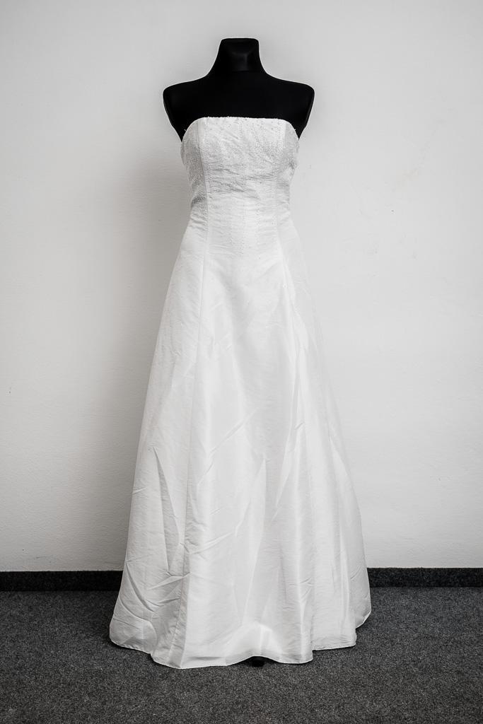 Svadobné šaty - výpredaj - Obrázok č. 1
