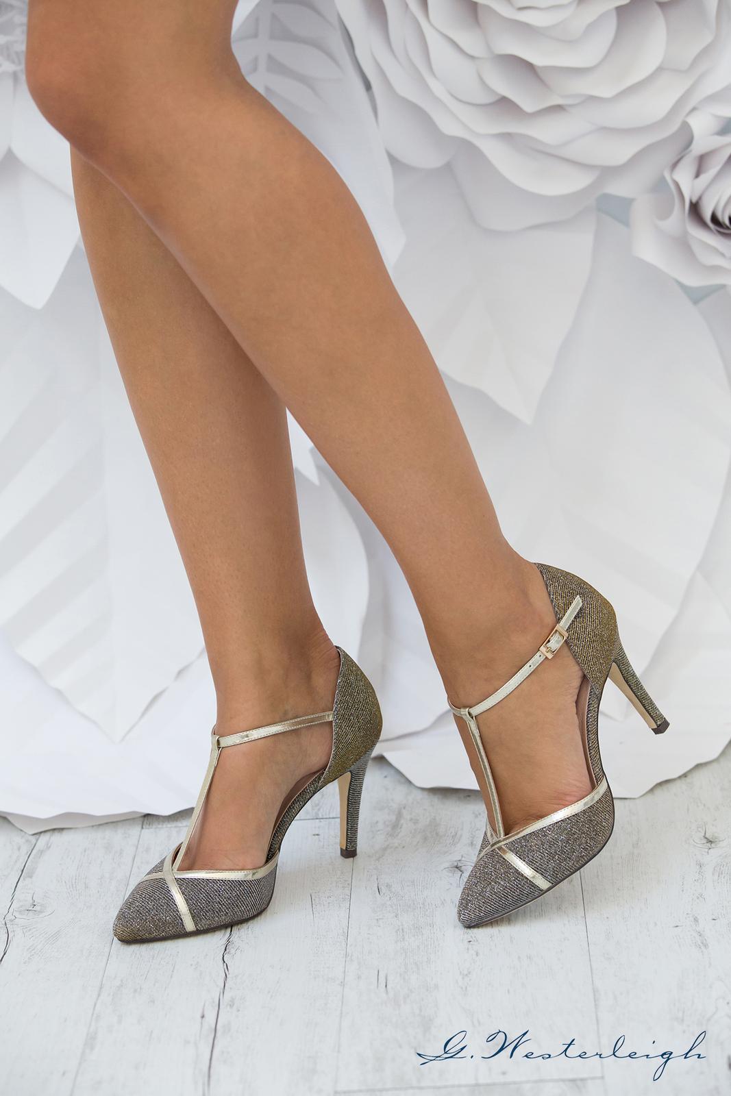 Spoločenské topánky Zaragoza - Obrázok č. 4