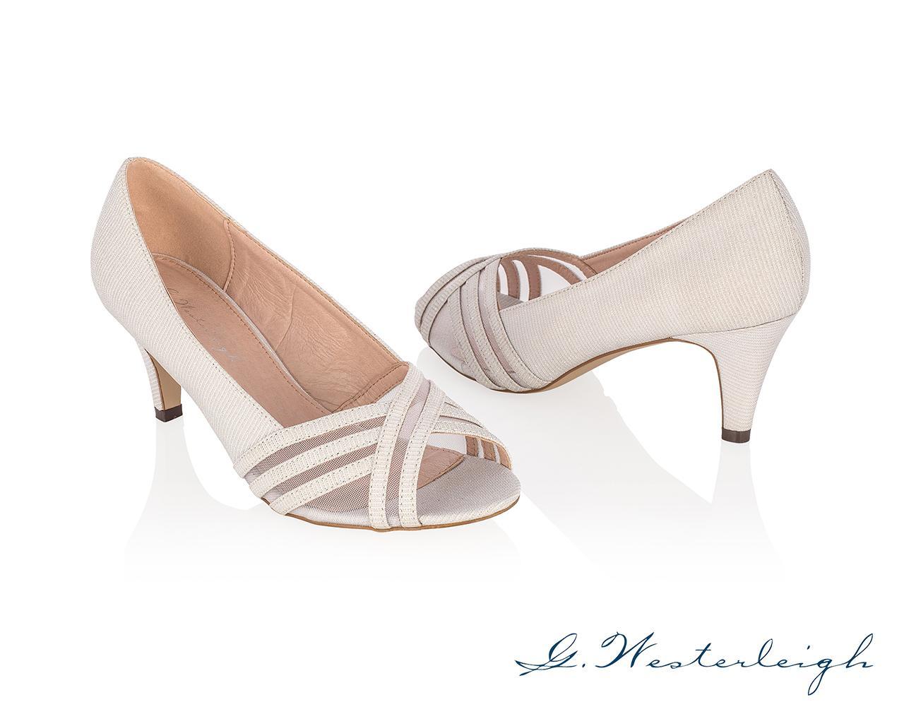 Spoločenské topánky Isla - Obrázok č. 1