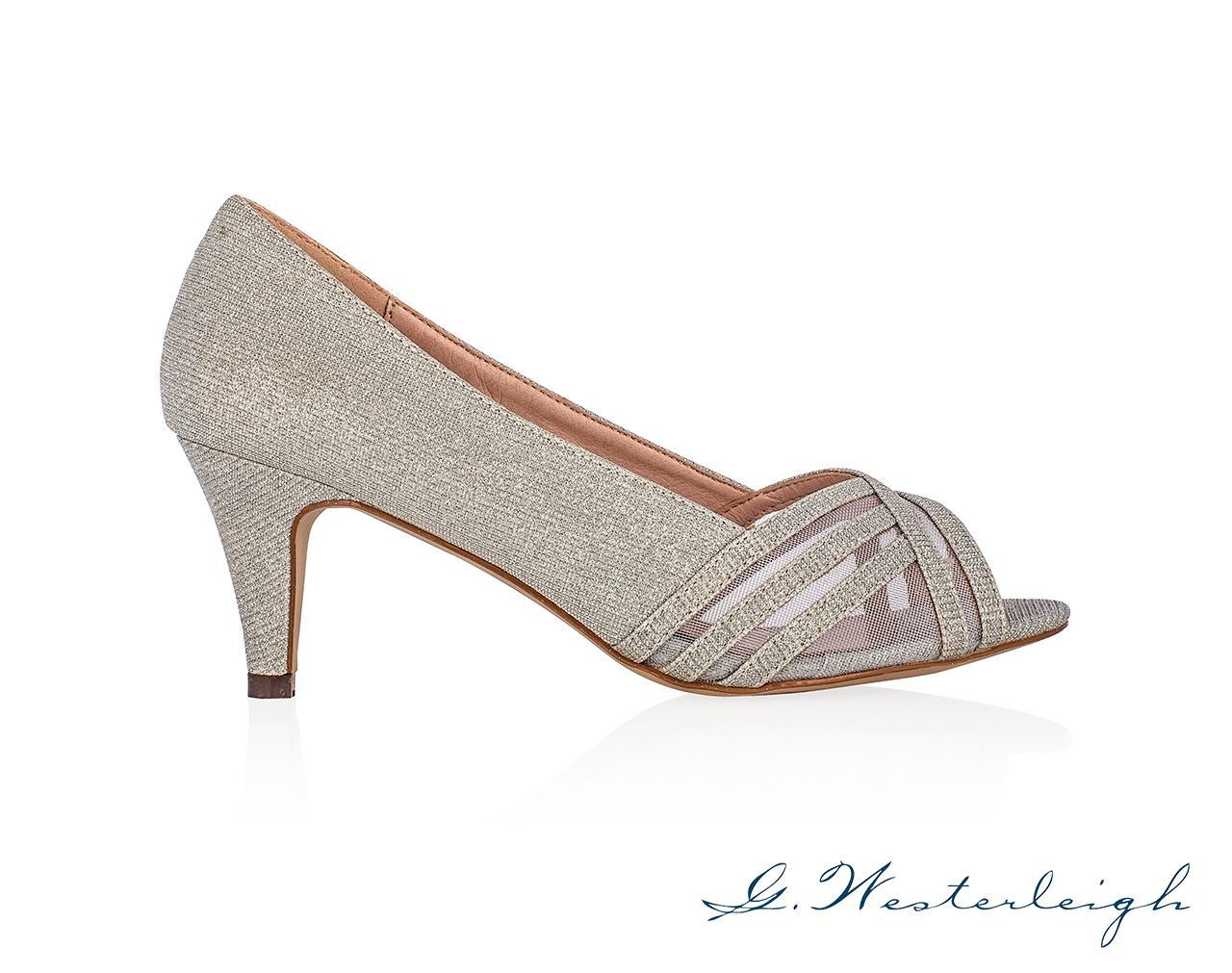 Spoločenské topánky Isla - Obrázok č. 2