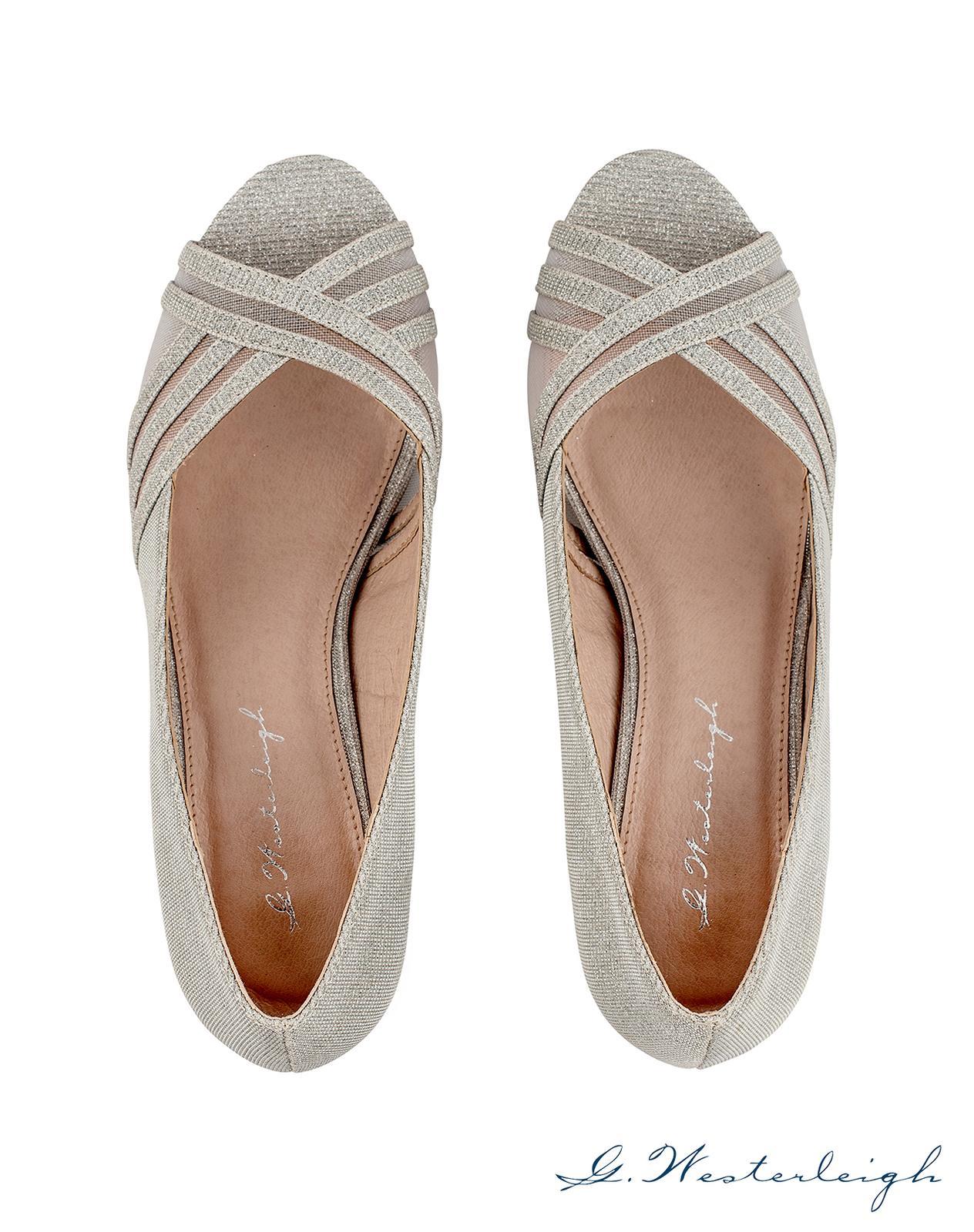 Spoločenské topánky Isla - Obrázok č. 3