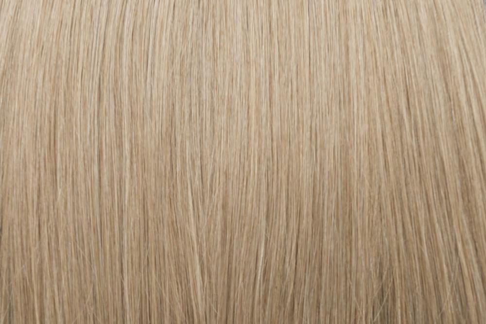 Ľudské Clip in vlasy Tmavá blond 50cm  - Obrázok č. 2