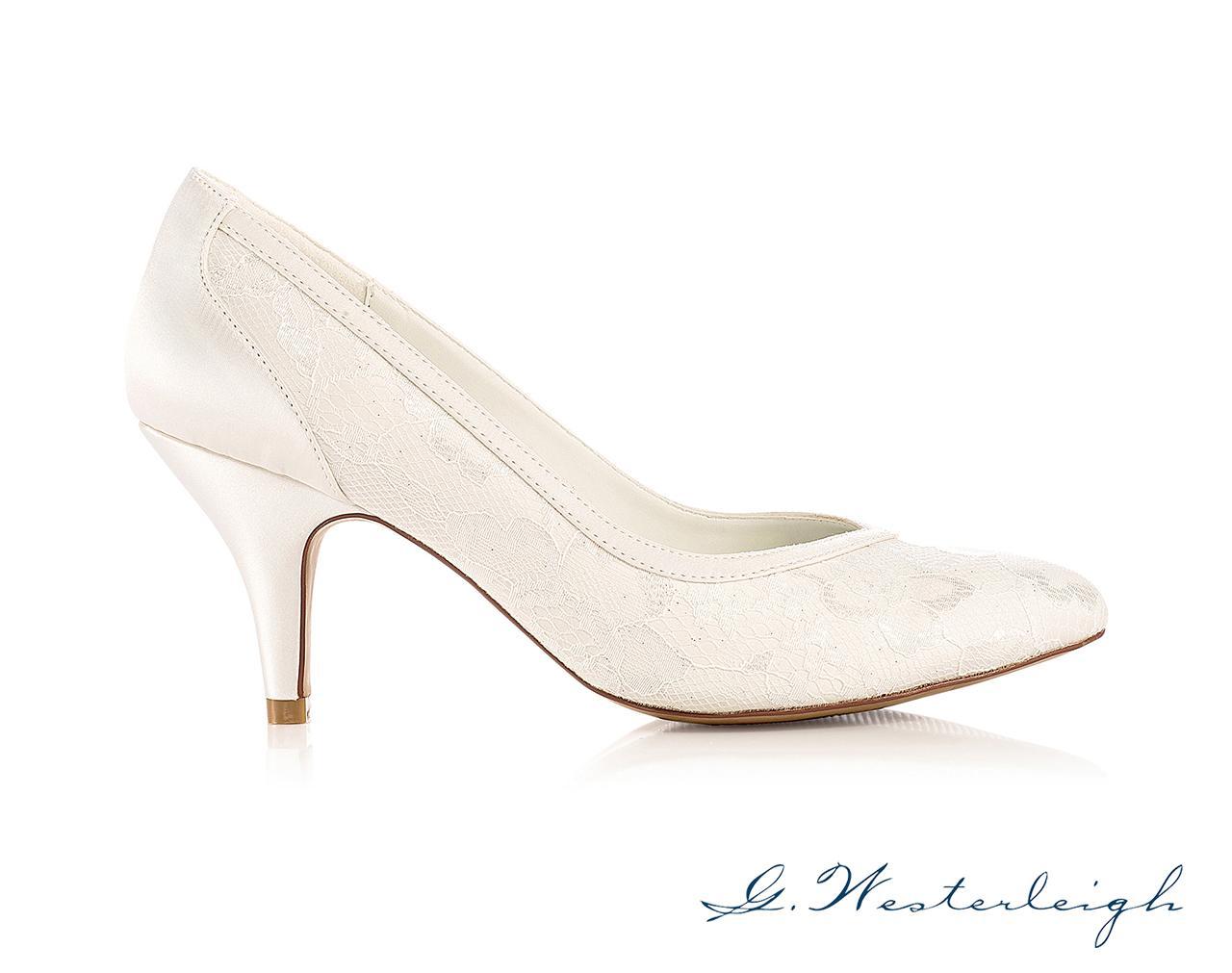 Svadobné topánky Grace - Obrázok č. 2