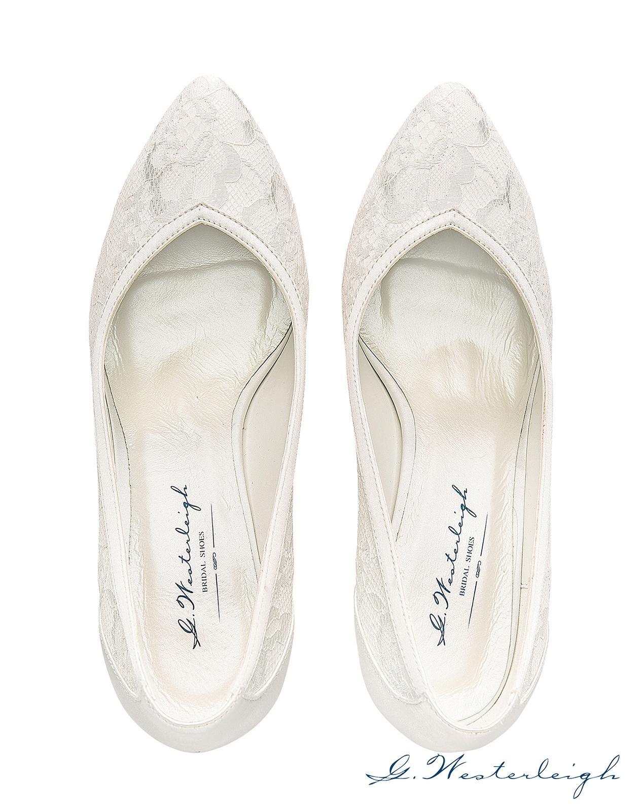 Svadobné topánky Grace - Obrázok č. 3