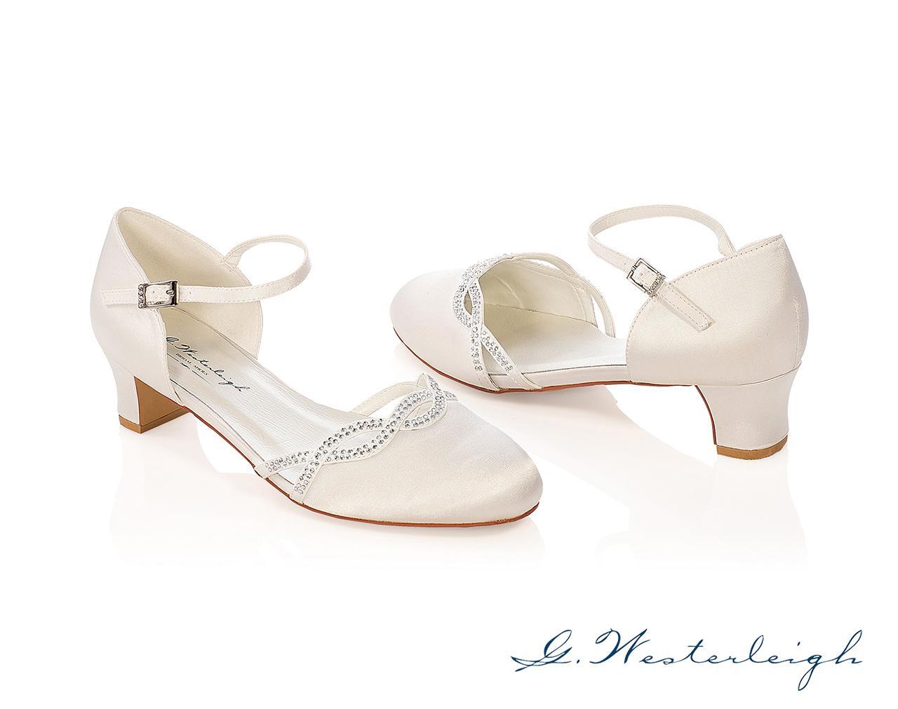 Svadobné topánky Annie - Obrázok č. 1