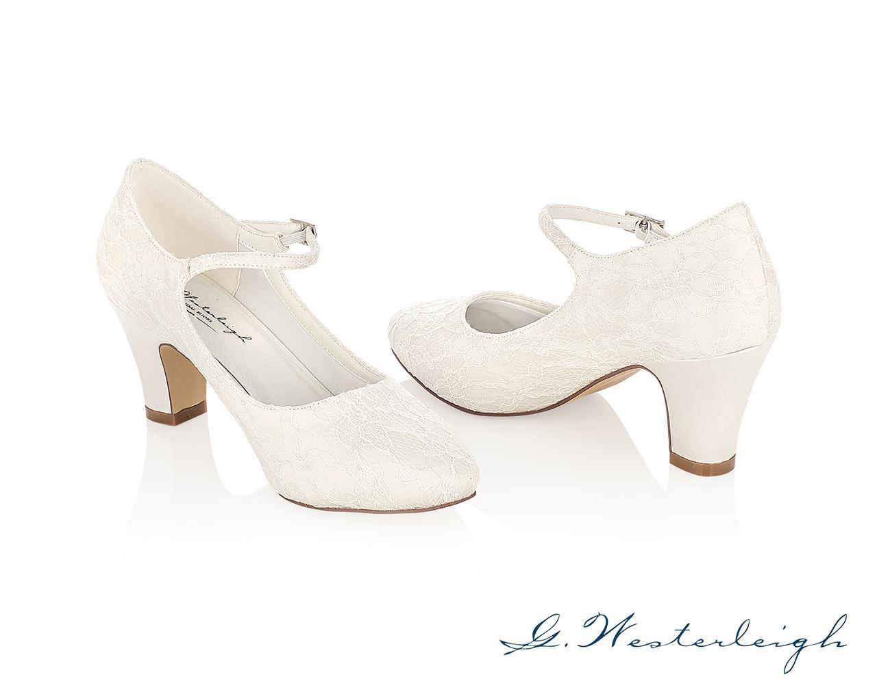 Svadobné topánky Agnes - Obrázok č. 1