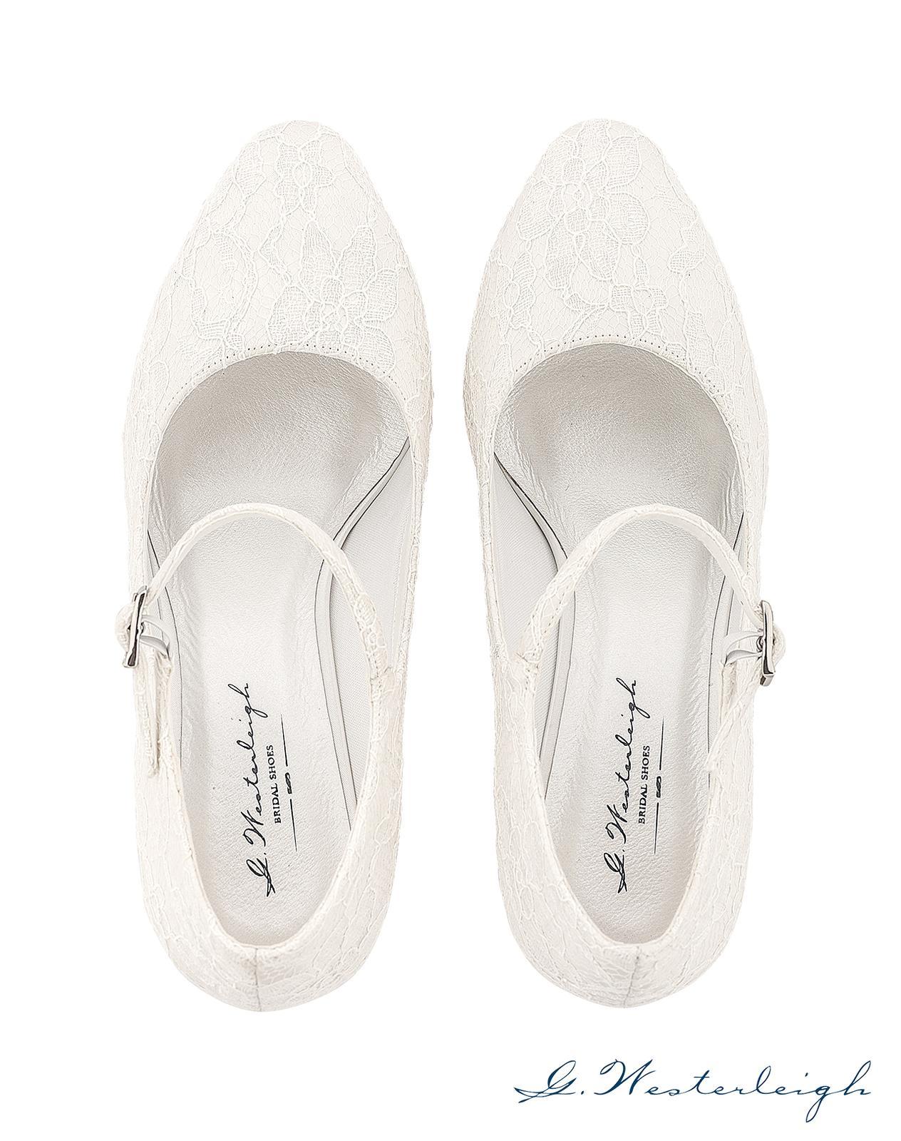 Svadobné topánky Agnes - Obrázok č. 3