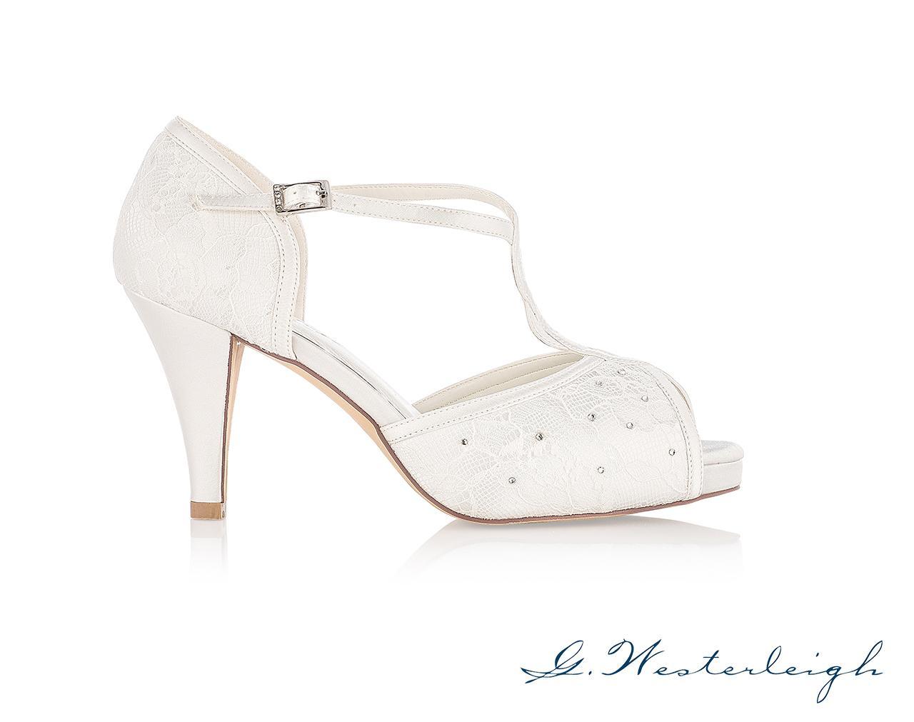 Svadobné topánky Betty - Obrázok č. 2