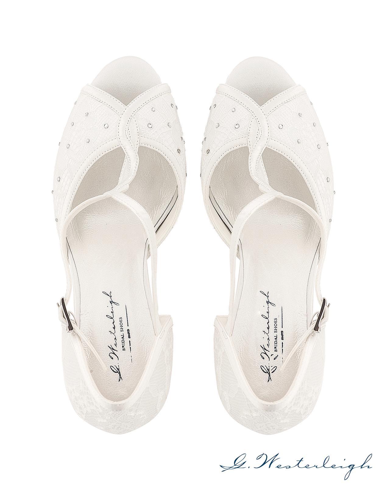 Svadobné topánky Betty - Obrázok č. 3
