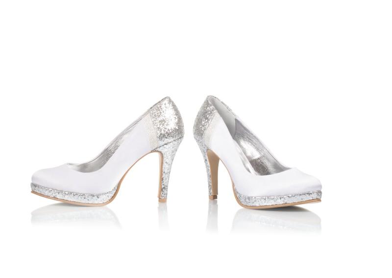 Svadobné topánky Karina - Obrázok č. 1