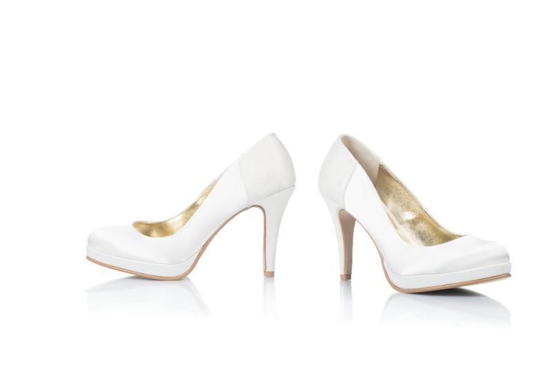 Svadobné topánky Eva - Obrázok č. 1