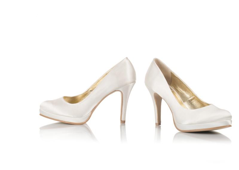 Svadobné topánky Emily - Obrázok č. 1