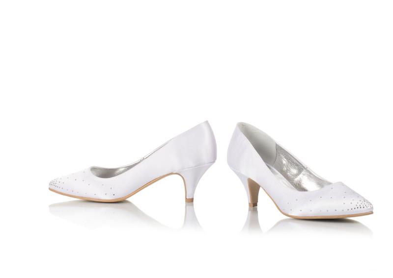 Svadobné topánky Sara - Obrázok č. 1