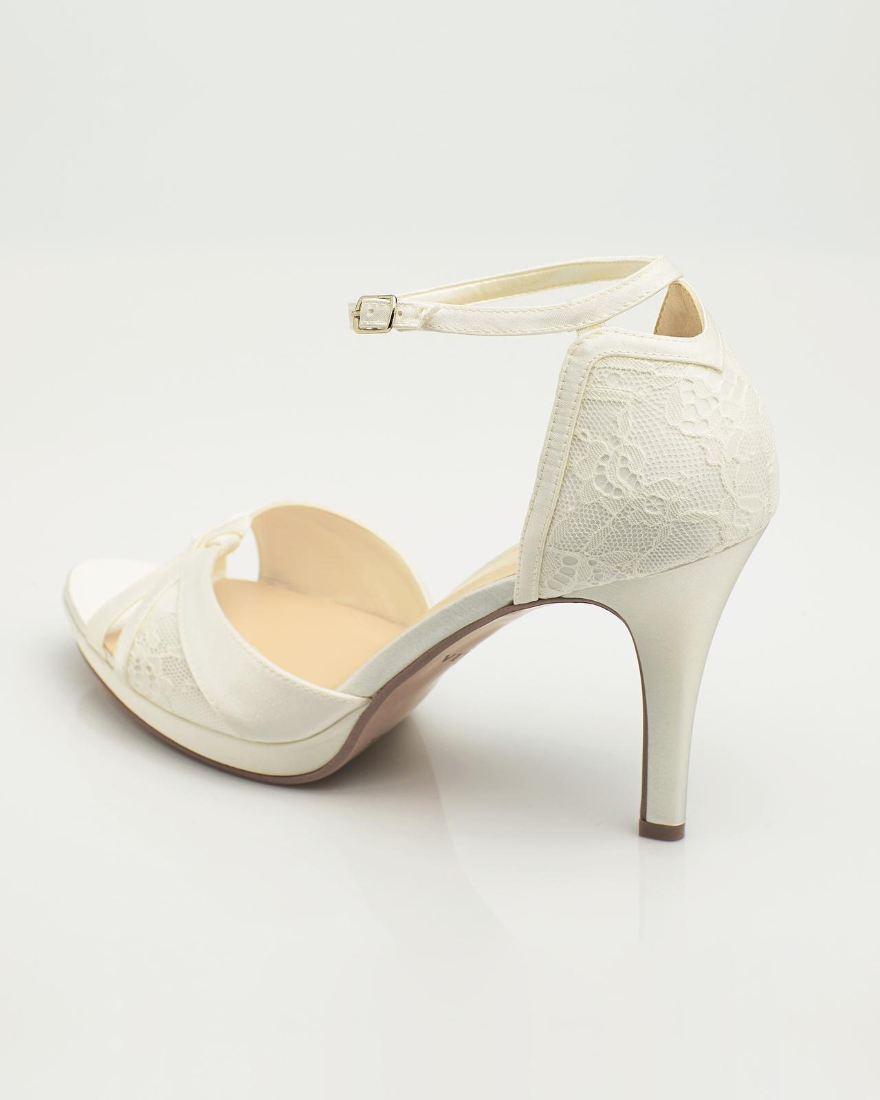 Svadobné topánky Alba - Obrázok č. 2