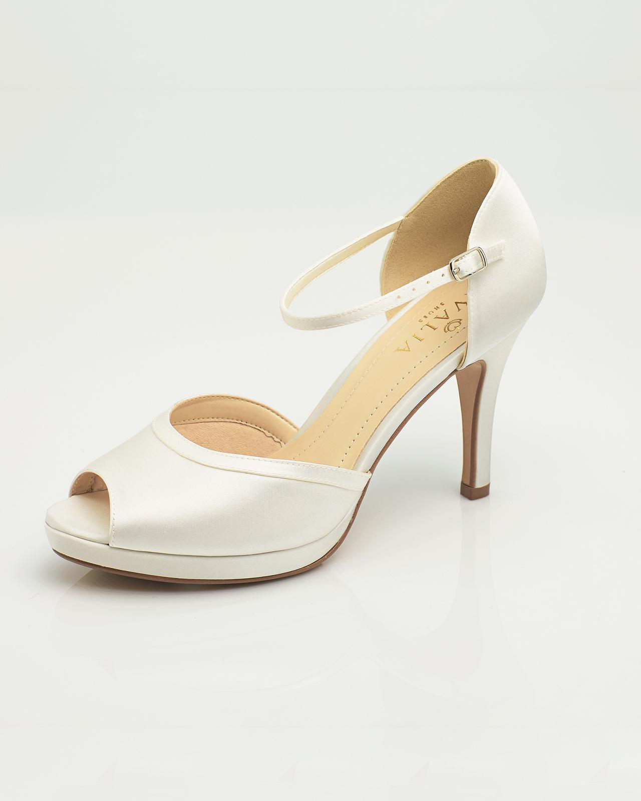Svadobné topánky Ines - Obrázok č. 1
